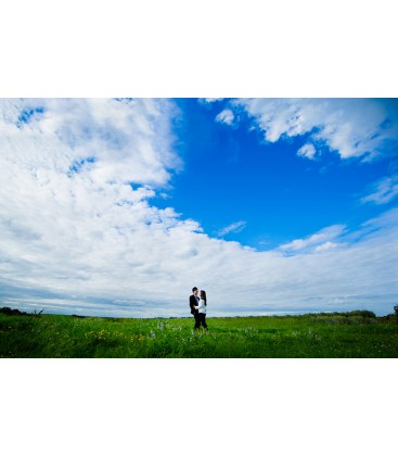 Shooting Photo Couple en extérieur