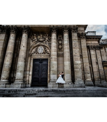 Shooting Photo Mariage Paris Île-de-France