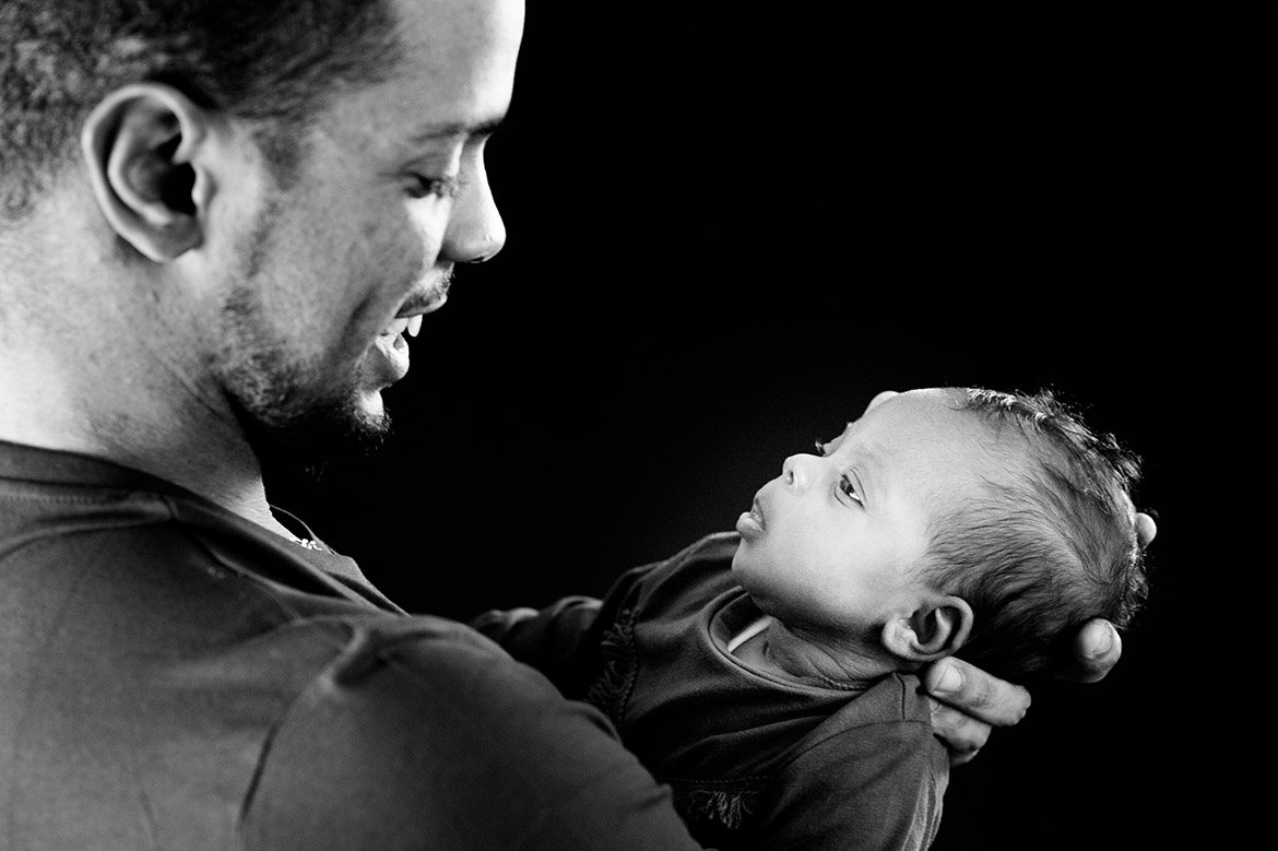 shooting photo bébé paris papa et bébé