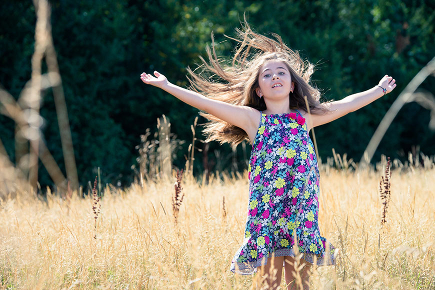 Shooting photo enfants brie comte robert blog for Shooting photo exterieur foret